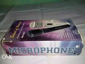 Cord  less microphone