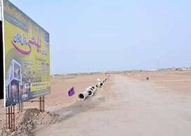 Residential Plot for sell ' A One Bhatti Model Town '