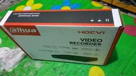 CCTV 4 kamera komplit 8 ch DAHUA 2 MP
