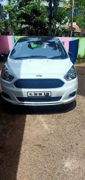 Ford Figo 2018 Petrol 12500 Km Driven