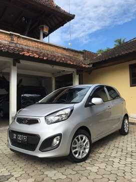 All New Picanto 2011 Manual Asli Bali tangan pertama low km