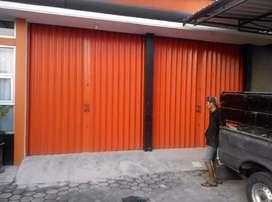 FOLDING GATE KWALITAS SUPER GARANSI 5 THN