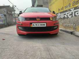 Volkswagen Polo skirtings