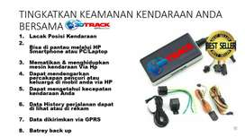 GPS MOBIL 3D TRACK TERPERCAYA