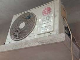 LG air conditioner is for sale