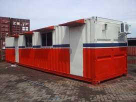 Container Office 20ft Termurah