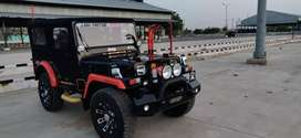 Modified jeeps new