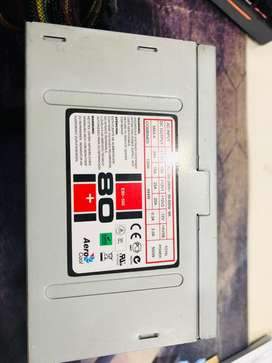 PowerSupply aerocool 500watt 80+