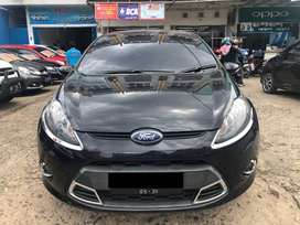 Ford Fiesta S 2011 Automatic
