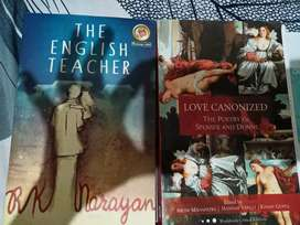 Indian writing in English .B.A. 2nd Semester cbcs