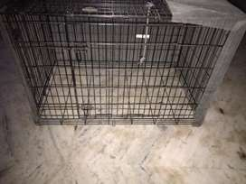 Dog cage cage
