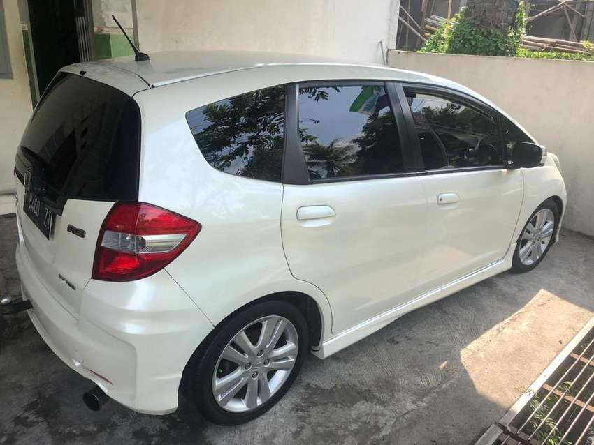 Honda jazz RS 2011 0