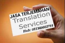 Jasa Terjemahan