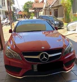 LOW KM. Mercedes Benz E250 Coupe 2014 facelift e200