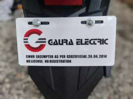 Gaura Electric Scooter