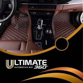 KARPET MOBIL ULTIMATE EURO 1 LAYER (Free Bagasi 1 Layer) - MERCY C300