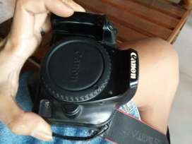 Canon 1000d body only no box