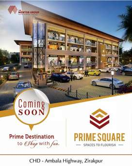 Invest in Biggest Commercial Showroom space in Ambala highway