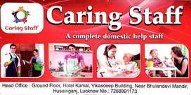 Cook, sarvent, child care