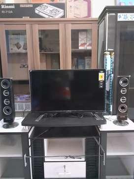 TV LED Polytron+Speaker Bisa Kredit Tanpa DP Proses 15 Menitan
