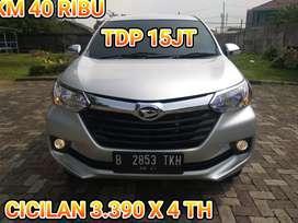 Daihatsu Xenia R 1.3 Manual 2016 Km 40 ribu Recod Antik