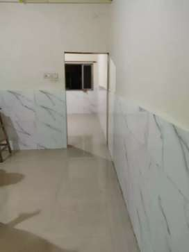 1bhk,semi furnished,