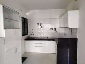 2bhk semifurnished new flat on rent in camp amravati