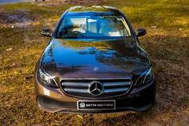 Mercedes-Benz E-Class E 200 CGI, 2017, Petrol