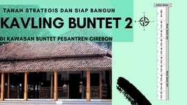 TANAH SIAP BANGUN DI CIREBON/KAVLING BUNTET 2
