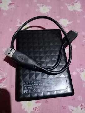 hardis external 500gb merk sagte