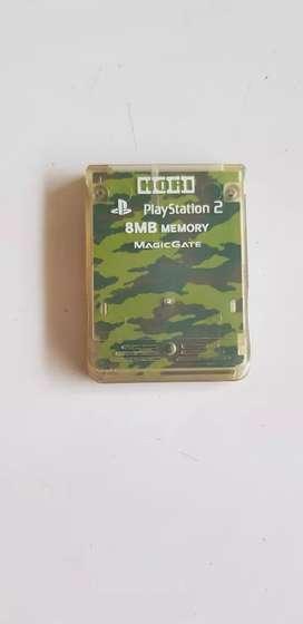 Jual murah memory card Ps2 ORIGINAL HORI 8MB