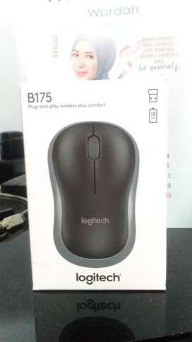 Mouse logitech wireless B175