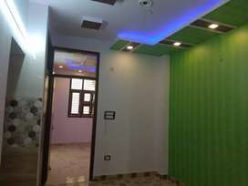 2 bhk flat in dwarka mor west with car parking in 23 lac