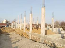 MA Construction work with labour rate and material rate