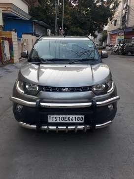 Mahindra Kuv 100 G80 K8, 2016, Petrol