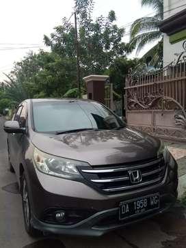 Dijual Cepat Mobil CR-V 2012