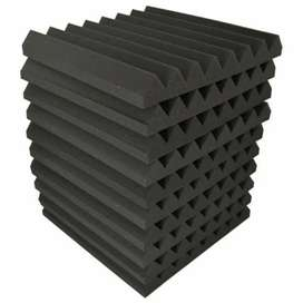Acoustic Foam (SoundProof Panels) Studio Design (Soundproofing)