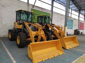 Wheel Loader Sonking Yunnei Engine Power 76Kw Turbo Murah Di Kupang
