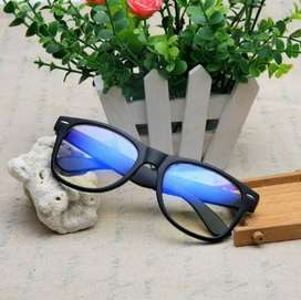 Kacamata Retro & Anti Blue Light Radiasi