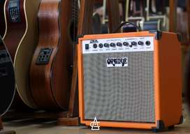 Amplifier Gitar Standar 8inch. Distorsi
