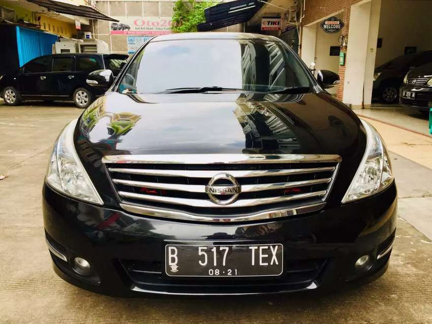 Nissan Teana 2.5XV AT 2010 - Kredit TDP 39 JT atau Tukar Tambah 0