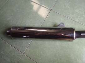 Knalpot Supra X 125 FI