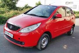Tata Indica Vista Aura + Quadrajet BS-IV, 2010, Petrol