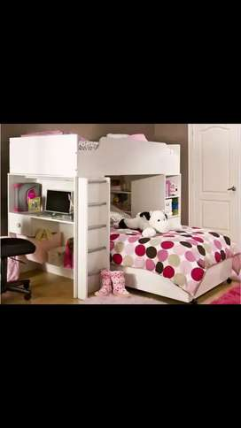 Beautiful baby bed