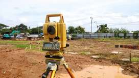 Total Station dan Surveyor Pemetaan