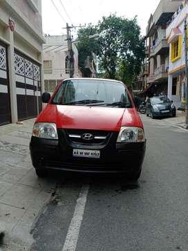 Hyundai Santro Xing XK (Non-AC), eRLX - Euro III, 2007, Petrol