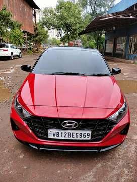 Hyundai i20 1.2 Asta Option, 2021, Petrol