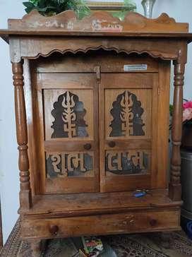Mandir - Pure Sevan Wood