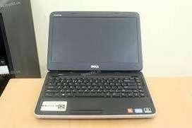 Used Dell core I3 2nd gen 2420 4gb ram 500gb hdd web cam 14.6inch scre