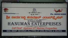 All Types Properties BDA, BBMP, PUNCHAYATH Documention Work.,